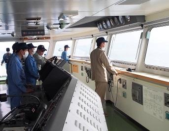 練習船   独立行政法人 海技教育機構